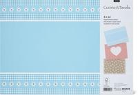 Cucina & Tavola Sets de table en papier, 30x42cm
