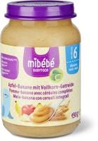 Mibébé Banane-Apfel Vollkorn