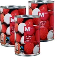 M-Classic Lychees im 3er-Pack, Fairtrade