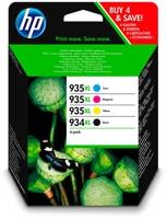 HP Combopack 934XL/935XL  Tintenpatrone