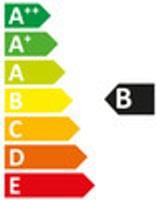 Etichetta energetica: B