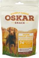 Snack con pollame, pastinaca e barbabietola rossa Oskar