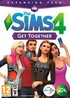PC - The Sims 4 Get together Box
