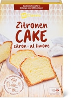 M-Classic Zitronen Cake