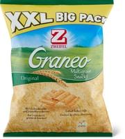 Graneo et Corn Chips, Zweifel, en emballage géant XXL