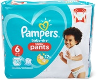 Pampers Baby Dry Pants 6