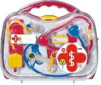Mallette docteur avec de nombreux accessoires