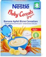 Nstlé Baby Cereals Yogurt Céréales banane pomme poire