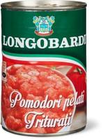 Toutes les sauces et conserves Longobardi