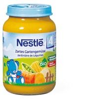 Bio Nestlé jardinière de légumes