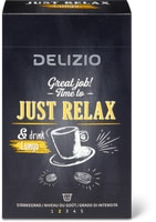 Delizio Just Relax and drink Lungo, UTZ
