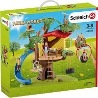 Schleich Cabane aventure dans les arbres Schleich