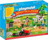 Calendrier L Avent Playmobil.Migros Calendrier De L Avent Playmobil 70189
