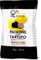 Patatine con tartufo