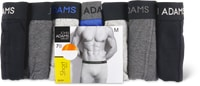 Shorts ou slips John Adams pour homme, le lot de 7