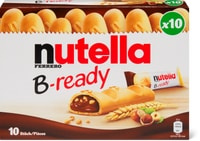 Snack Ferrero Nutella B-ready in conf. speciale