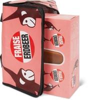 Bâtonnets de crème glacée en emballage spécial