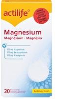 Actilife magnésium Arôme citron
