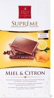 Frey Suprême Miel & Citron, UTZ