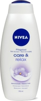 Nivea Pflegebad care & relax