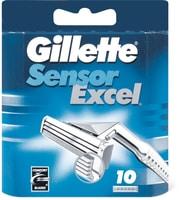 Gillette Sens. Excel Ersatzklingen