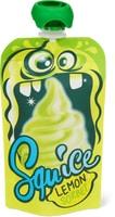 Squice Lemon Sorbet