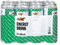 M-Budget Energy Drink