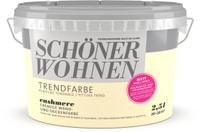 Schöner Wohnen Trendfarbe Matt Cashmere 2.5 l