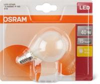 Osram LED RETROFIT CLAS P40 E14 MATT