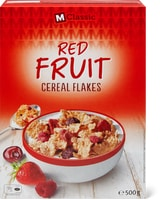 Red Fruit Cereal Flakes M-Classic