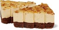 Brownie ad abete, gusto caramello