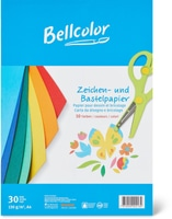 Bellcolor Zeichen- und Bastelpapier A4