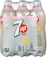 7up free Grapefruit