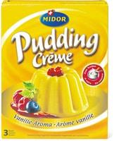 Pudding Crème Vanille-Aroma