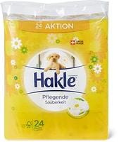 Papier hygiénique Hakle en emballage spécial