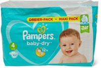 Pampers Baby Dry 4 MP