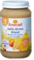 Alnatura Apfel-Birnen-Müsli