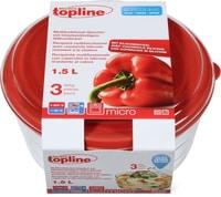 M-Topline MICRO Multifunktional-Geschirr 1.5L