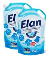 Produits de lessive Elan en lot de 2