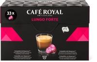 Café Royal Lungo Forte 33 capsules