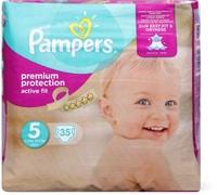 Pampers Active Fit Gr.5 Junior 11-25kg