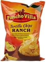 Pancho Villa Tortilla Chips Ranch