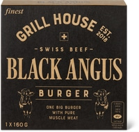 Burger Black Angus Grill House