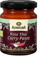 Alnatura Rote Thai-Curry Paste