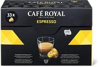 Toutes les capsules Café Royal en emballage de 33, UTZ