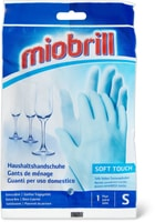 Miobrill Soft Touch Haushalthandschuhe S