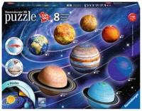 3D Système solaire Puzzle