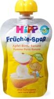 HiPP Quetschbeutel Apfel-Birne Banane