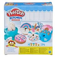 Play-Doh Bunte Donuts