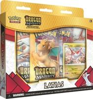 Pokémon 3-Booster Pin Box